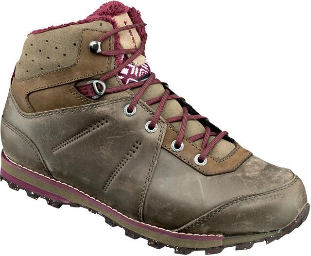 Camp Klettergurt Flint : Mammut chamuera mid wp shoes women dark flint merlot campz